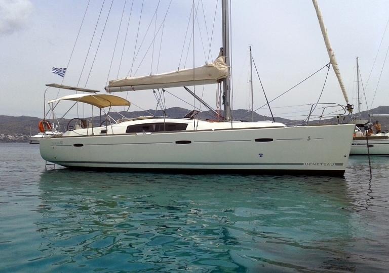 Tosca-Beneteau Oceanis 40